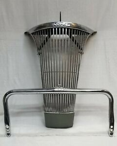 1941 Ford Club Coupe Convertible Super Deluxe Sedan Grill incl chin pan + more +