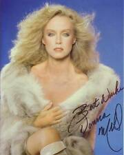 DONNA MILLS signed autographed KNOTS LANGING ABBY EWING photo
