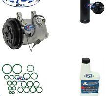 A/C Compressor Kit Fits Nissan D21 86-94 Pathfinder 86-95 OEM NVR140S 57440
