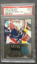 1998 Upper Deck #G05 Wayne Gretzky PSA9