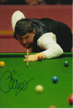 SNOOKER CHAMPION HAND SIGNED JOHN PARROTT 6X4 PHOTO 2.
