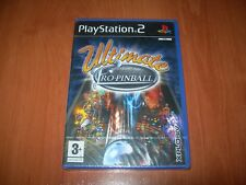 ULTIMATE PRO-PINBALL PS2 (PAL ESPAÑA PRECINTADO)