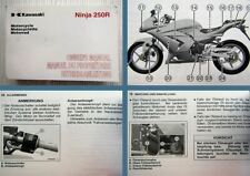 Ninja Car Owner Operator Manuals For Sale Ebay
