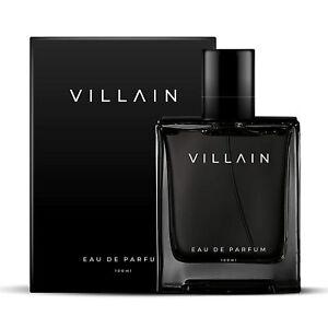 Villain Perfume For Men 100 Ml - Eau De Parfum - Premium Long Lasting Fragrance