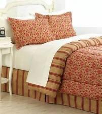 Ralph Lauren Choose California King,King or Twin Bed Skirt Briarleigh Stripe New