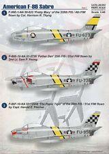 SCALA di stampa 1/48 nord-americano f-86e Sabre parte 1 # 48063
