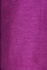 drapery Violet Dupioni Shantung Faux Fake Silk Fabric wedding sold home decor