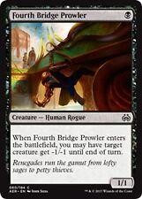 MTG Magic - (C) Aether Revolt - 4x Fourth Bridge Prowler x4 - NM/M