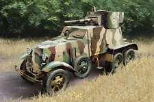 Hobby Boss 1/35 Soviet BA-6 Armor Car  #83839 *new release*sealed*