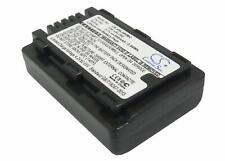 800mAh Battery For Panasonic SDR-H85, SDR-T55, SDR-T50 SDR-S50 HDC-SD60 HDC-TM60