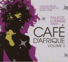 Palace Lounge Presents CAFE d 'Afrique 3 NOIR & Funk dalminjo Jojo Effect