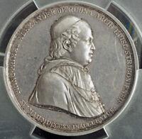 1822, Hungary, Esztergom (Gran), Alexander de Rudna. Silver Medal. PCGS SP-61!
