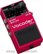 BOSS VO-1 Vocoder Guitar effector From Japan Expedited Shipping