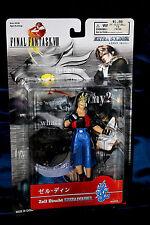 "Zell Dincht Final Fantasy VIII FF8 Figure 6"" Bandai Squaresoft"