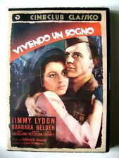 Dvd Vivendo un sogno (Cineclub Classico) di William K. Howard 1944 Nuovo