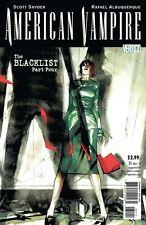 AMERICAN VAMPIRE #31 (MR) DC COMICS VERTIGO