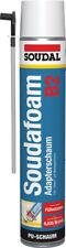 SOUDAFOAM B2 Standard Montageschaum Adapterschaum Füllen, Dämmen, Isolieren 500m