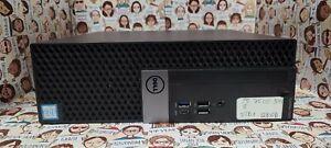 Dell Optiplex 7050 SFF  i5-7500 @ 3.41GHz 8GB RAM 4TB + 128 SSD