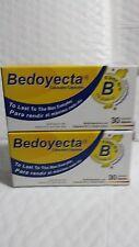 2 BEDOYECTA 30 caps EACH   B12 and Folic Acid    04/2020 NEW PACK NEW