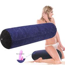 Inflatable Sex Aid Wedge Pillow Sofa Love Position Cushion Couple Furniture Usa