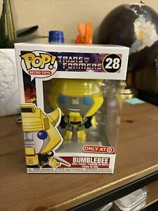 Transformers - Bumblebee with Wings US Exclusive Pop! Vinyl [RS]-FUN52244-FUNKO