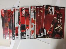 Alternative comic lot 28 Days Later 1-24 NM Bagged and Boarded