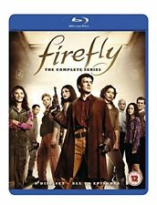 Firefly Complete - Series 15th Anniversary Edition [Blu-ray] [2017] [DVD]