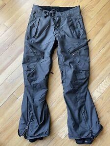 686 GLCR Thermagraph Snowboard Ski Pants Gray Men's Small