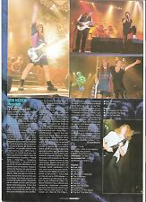 IRON MAIDEN  Paris 1999 concert review UK ARTICLE / clipping