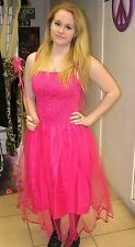 Adult Fairy Dresses, Fancy Dress Angel, Fairy Costume With Wings, Sizes 8-18