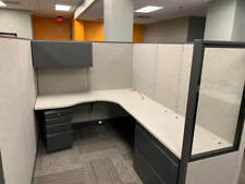 Used Office Cubicles, Allsteel Concensys 6x6.5 Cubicles