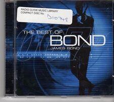 (EV336) The Best of Bond, James Bond - 22 tracks various artists - 2002 CD