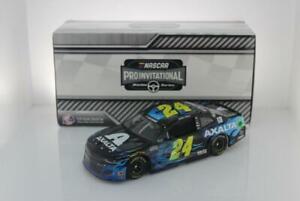 NEW NASCAR 2020 WILLIAM BYRON #24 AXALTA E NASCAR IRACING WIN 1/24 CAR