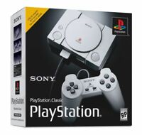 Sony Playstation Classic Console Mini - BRAND New Factory Sealed