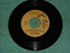 Dolly Parton God Won't Get You NM/Same NM Promo Copy 1984 Country 45