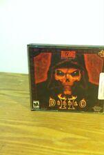 DIABLO II 2 (PC, 2000) 3 DISC SET W KEY-Computer Game