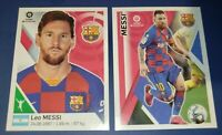 Lionel Messi #56 & 76 - PANINI LA LIGA 2019/2020