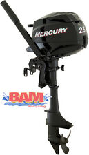 "NEW in the Box 2018 Mercury  2.5 HP 4 Stroke Outboard 15"" Shaft"