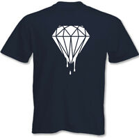 Dripping Diamond - Mens T-Shirt - Dope Swag Hipster Tumblr