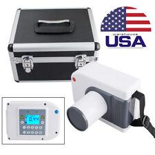 Portable Dentist Dental Digital X Ray Film Imaging Unit Machine System Equipment