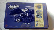 Milka Box Limited Edition 100 Jahre, Sammlerbox, Sammlerdose, 2002, 3D,1901-2001