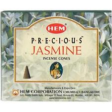 One 10-Cone Box of Hem Precious Jasmine Incense Cones!