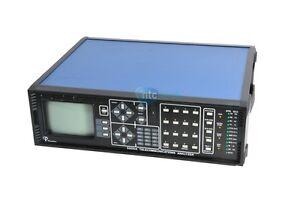 Phoenix 5500A Telecommunication Analyzer - options Nx64di, J01 - G.703/g.704