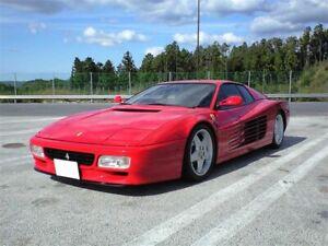 Electric Power Steering for Ferrari 512TR