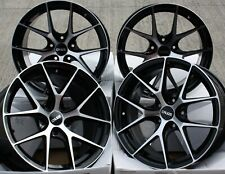 "18"" BMF GTO ALLOY WHEELS FITS CITROEN C4 GRAND PICASSO JUMPY DISPATCH 5X108"
