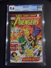 Avengers Number #139 (Sep 1975, Marvel) CGC 9.6