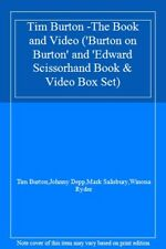 Tim Burton -The Book and Video ('Burton on Burton' and 'Edward Scissorhand Book