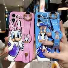 Cartoon Mickey Donald Duck Phone Case Cover For iPhone 11 Pro Max XS XR SE 7 8+
