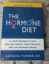 The Hormone Diet Natasha Turner, ND published 2010