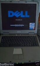 Dell inspiron 1150 Pentium 4 - 2.8ghz - 1gb no hdd Working - Laptop - Notebook